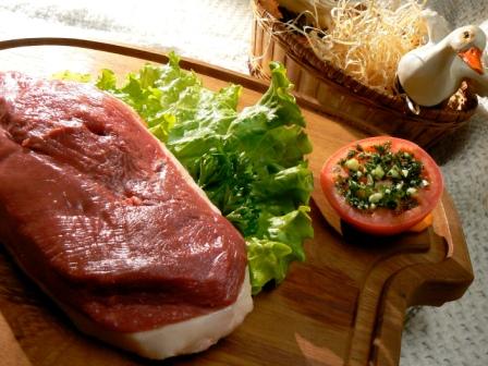 Recette de magret de canard grill aux tomates cerises micouleau - Accompagnement magret de canard grille ...